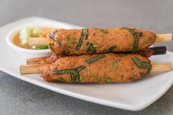 Fried Fish-paste stick