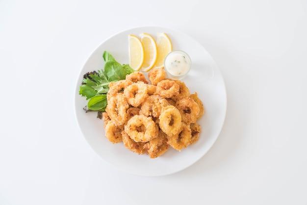Calamari fritti (anelli calamari)