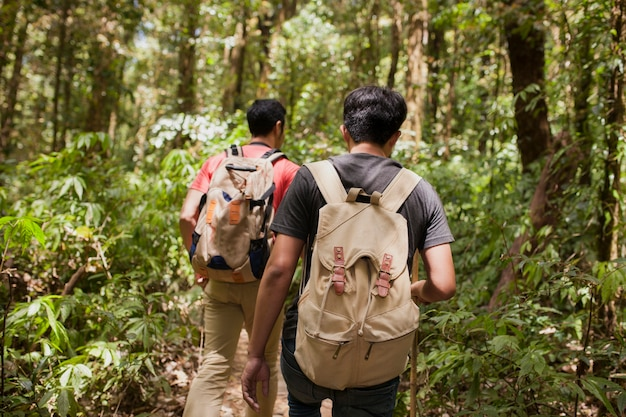 Amici trekking
