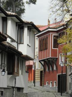 Старые дома from18-19 века, пловдив