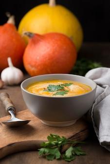 正面美味しいスープアレンジ