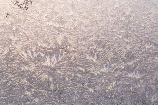 Замороженный стеклянный фон