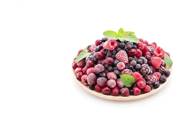 Frozen mixed berry