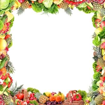 果物と野菜 Premium写真