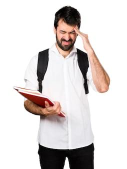 Разочарованный студент