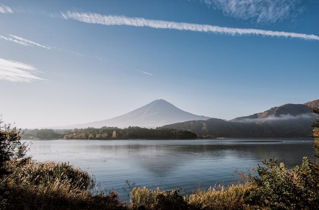 Fuji mountain view.