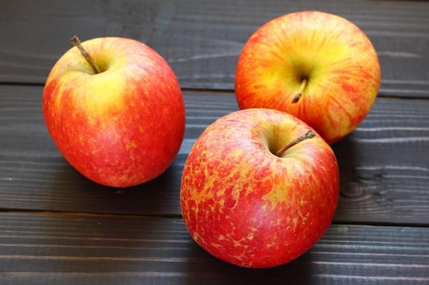 후지산 사과