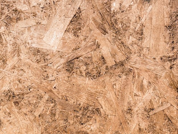 Full frame background of sawdust