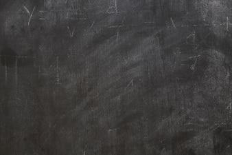 空の黒板のフルフレーム