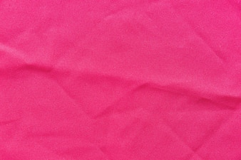 Full frame of pink fabric background