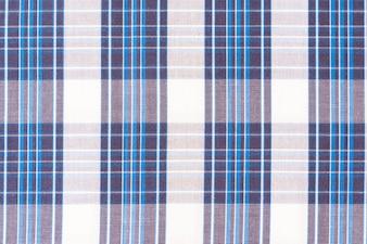 Full frame of seamless gingham pattern
