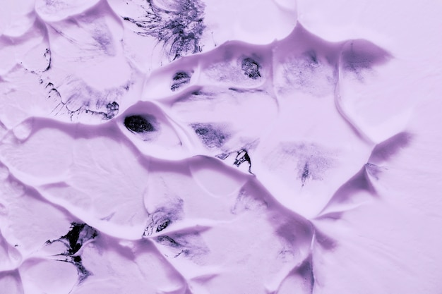 Full frame of purple color texture pattern with blur color splash