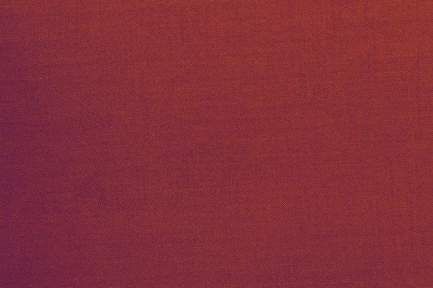 Full frame of red textile texture useful for background