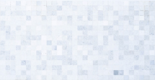 Полный кадр выстрел, черный и белый кафельный фон.
