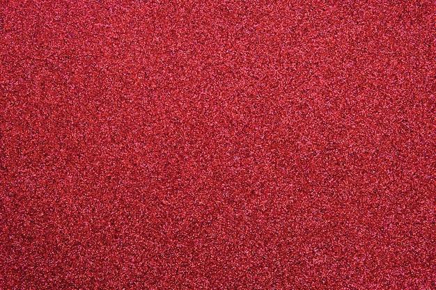 赤いテクスチャの背景のフルフレームショット