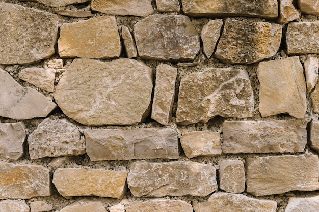 Full frame shot of stone wall texture
