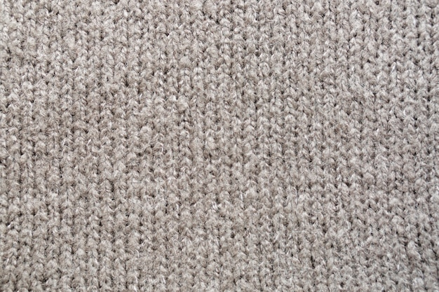 Colpo di telaio completo di stoffa tessuta