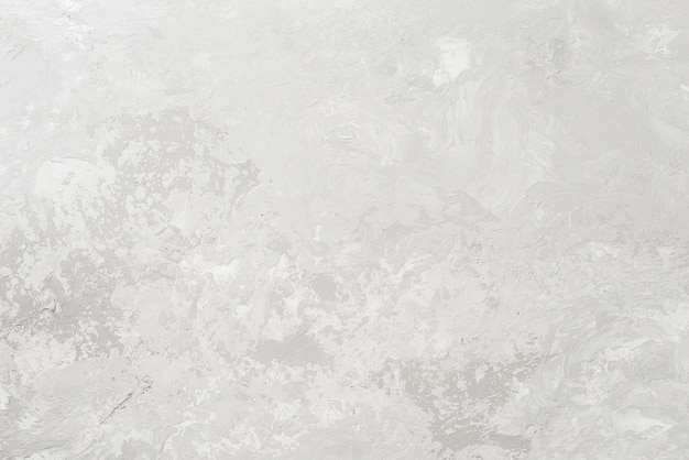 Full frame of white concrete textured backdrop