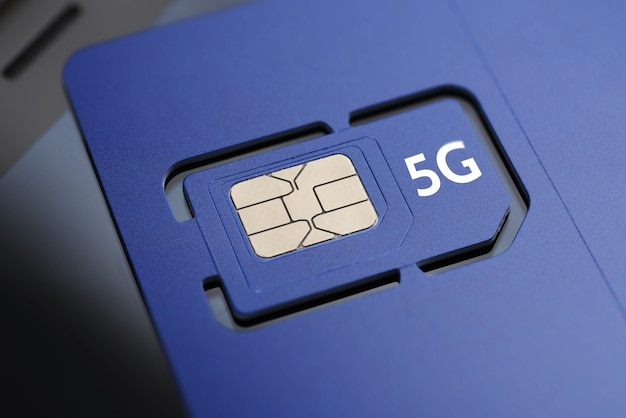 Full-size sim card