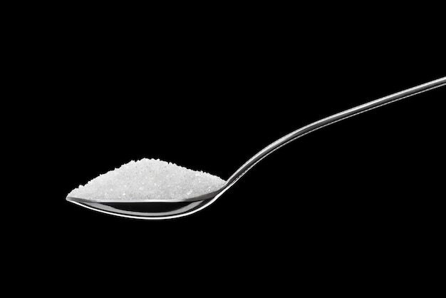 Full spoon of sugar