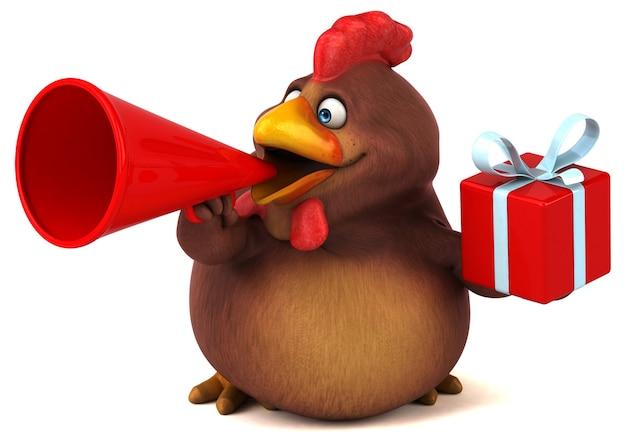 재미있는 치킨