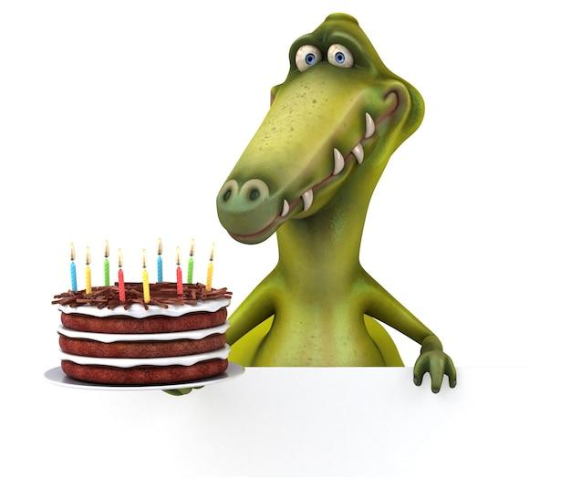 楽しい恐竜アニメーション