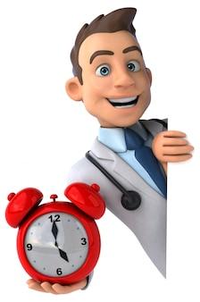 Веселый доктор