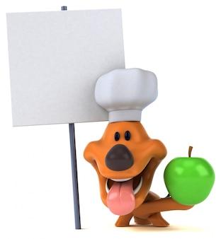 Fun dog animation