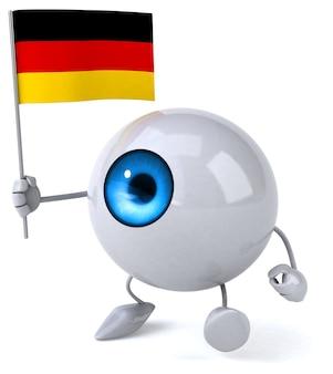 楽しい目のアニメーション