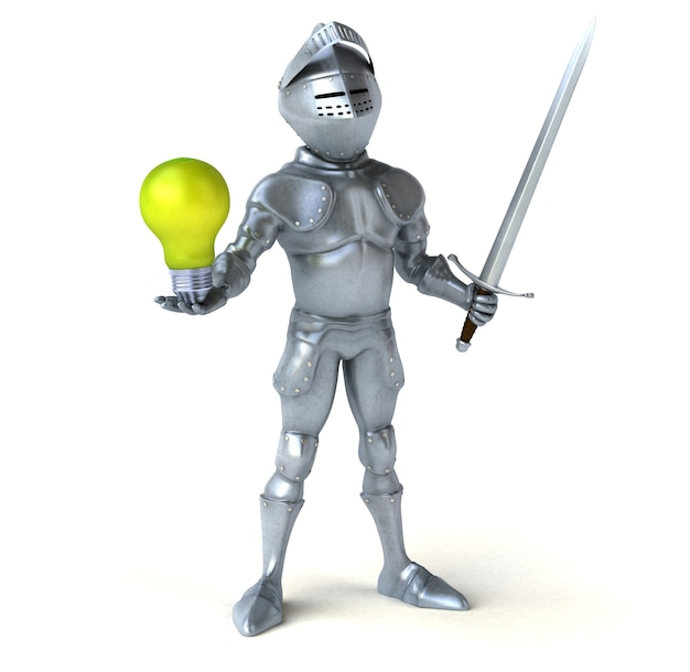 Веселый рыцарь