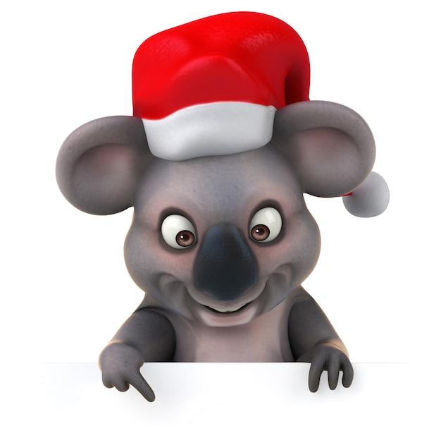 Забавная коала