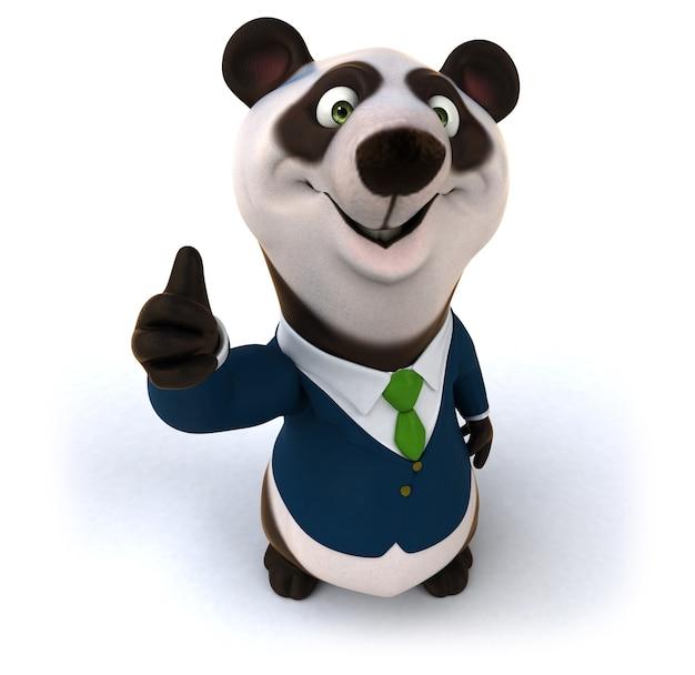 재미있는 팬더
