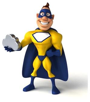 楽しいスーパーヒーロー