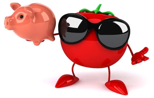楽しいトマトアニメーション