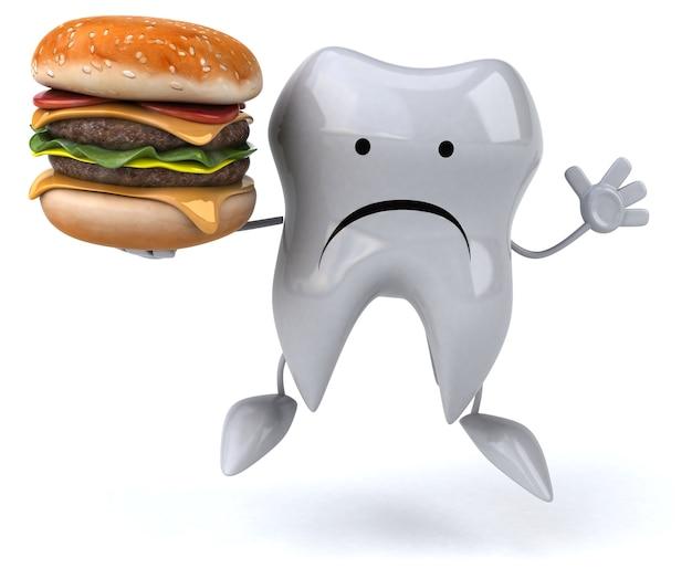 재미있는 치아 애니메이션