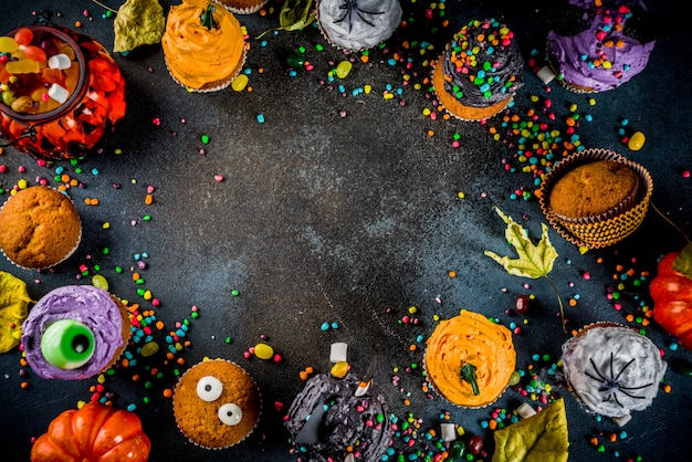 Funny children's treats for halloween