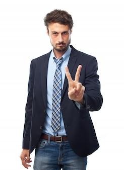Смешная награда менеджер успеха галстук