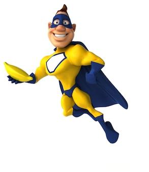 面白いスーパーヒーロー