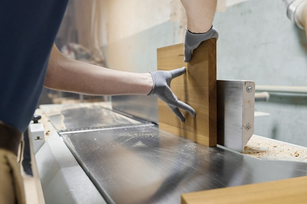 Furniture carpenters workshop