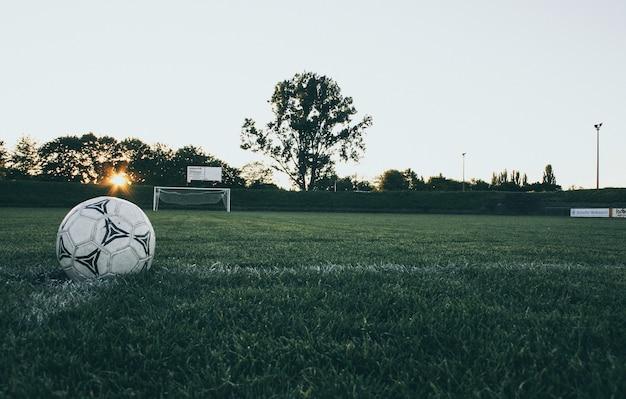 Fussball anstoss