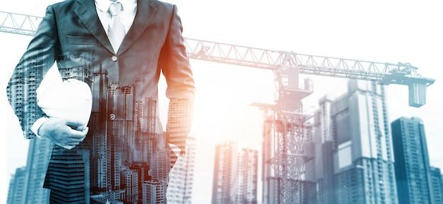 Инженерный проект строительства будущего здания