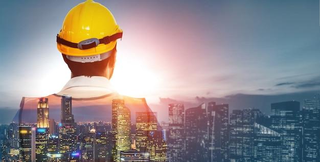 Инженерный проект строительства будущего здания.