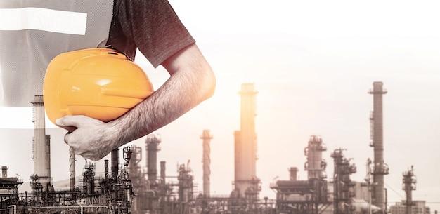 Завод будущего завода и концепция энергетики.