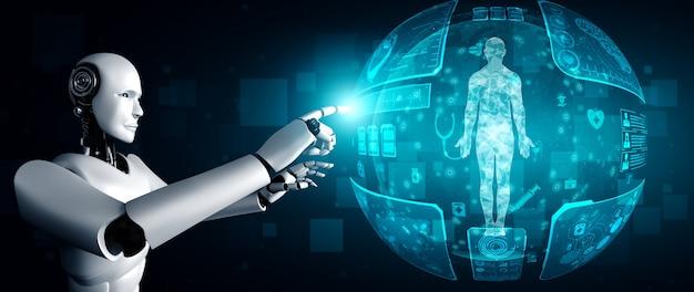 機械学習と人工知能を駆使してaiロボットが制御する未来の医療技術