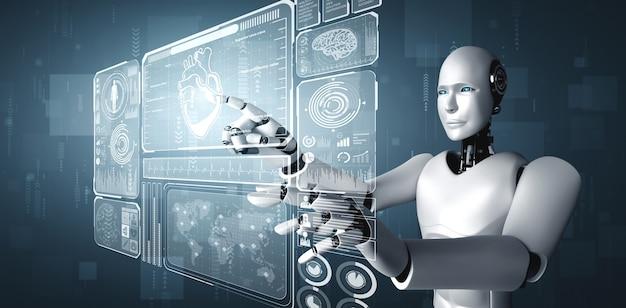 머신 러닝과 인공 지능을 활용 한 인공 지능 로봇이 제어하는 미래 의료 기술