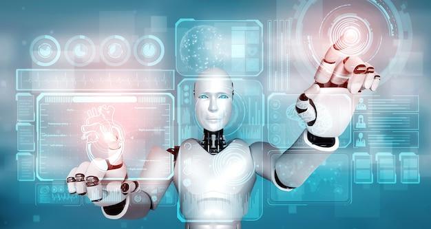 機械学習を利用したaiロボットによる未来の医療技術