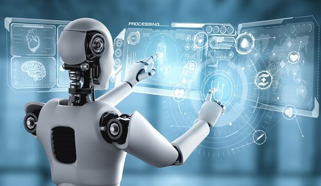 Медицинские технологии будущего под управлением искусственного интеллекта с использованием машинного обучения