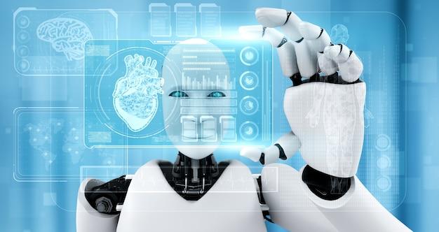 Ai 로봇이 제어하는 미래 의료 기술