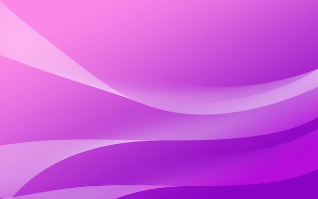 未来的な抽象的な紫色の背景
