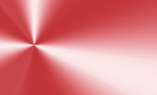 Futuristic gradient crimson red ray for abstract background